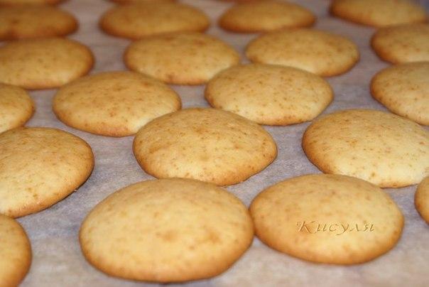Мягкое печенье с джемом рецепты с фото