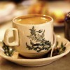 Английский чай с молоком