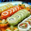 Банкетное блюдо «Калейдоскоп»