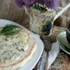 Быстрая лепёшка с сыром ДорБлю