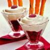 Десерт Зимняя вишня