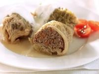 Голубцы из савойской капусты с мясом