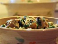 Грибы в горчичном маринаде