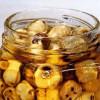Гвоздичный мёд с орехами
