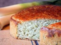 Хлеб с цуккини
