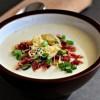 Холодный картофельный суп
