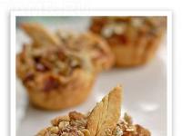 Яблочные пироженки