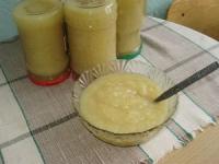 Яблочное-банановое варенье