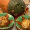 Яблоки, запечённые в зелёном чае