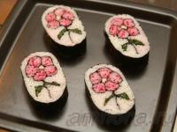 Кадзари-суши «Цветок»