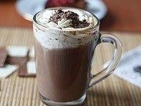 Какао «Воздушный поцелуй»