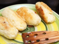 Картофельные зразы с сельдью