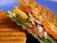 Картофельный бутерброд