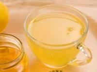 Кисель лимонно-медовый