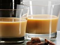 Коктейль со сливками и медом