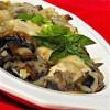 Куриные грудки, запеченные с грибами и сыром