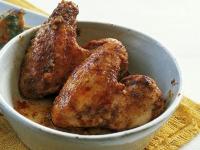 Куриные крылышки с паприкой