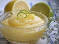Лимонно-лаймовый курд