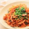 Морковь с грибами