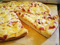 Отличное тесто для пиццы