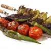 Овощной диетический шашлык Ассорти