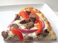 Пицца с говядиной и перцем