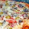 Пицца с сардинами