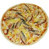 Пицца с угрем и картофелем