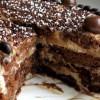 Пряничный торт! (без выпечки)