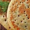 Пудла (оладьи из гороховой муки) нетрадиционные