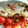 Рыба с имбирем