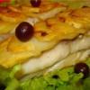 Рыба в шубе из картофеля