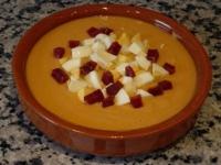 Сальморехо — испанский холодный суп.