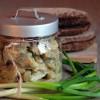 Селедка в горчичном маринаде