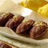Шоколадно-лимонные мадленки