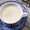 Суп из топинамбура: