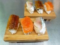 Суши Рыбное ассорти