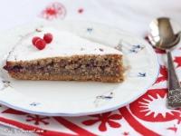 Тирольский гречневый торт