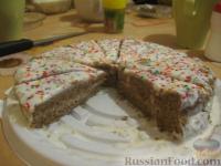 Торт Минутка в микроволновке
