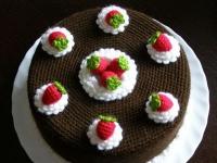 Торт Полярная ночь
