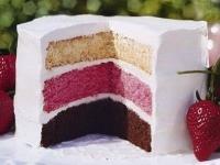 Торт Радуга