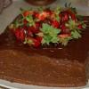 Торт «Шоколадное кухэ»