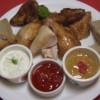 Три соуса к курице