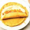 Творожные палачинки с абрикосами