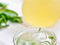 Ванильный лимонад