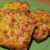 Запеченые тосты с паприкой