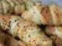 Завитушки с крабовыми палочками и сыром