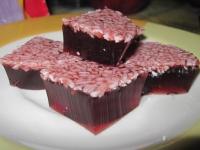 Желейные вишнёвые конфеты